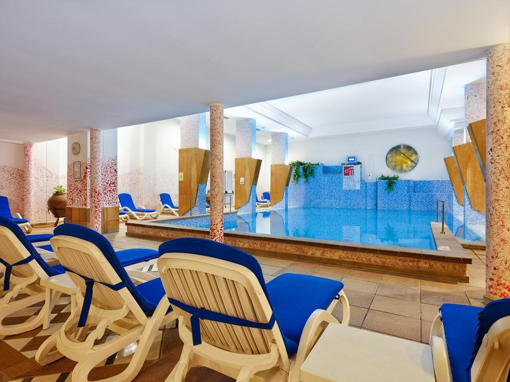 Hotel Olimpo - Area relax